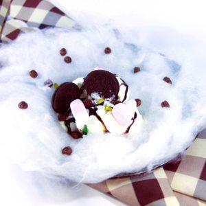 12мороженое с сахарной ватой