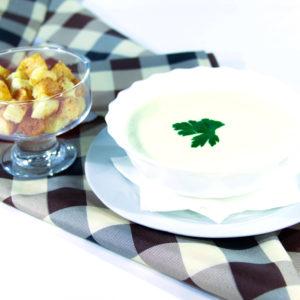 7суп пюре сырный